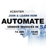 Webinar_xT invoice SAP